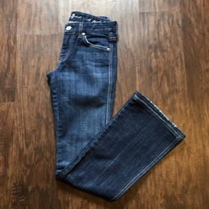 7 For All Mankind A Pocket Jean Size 24